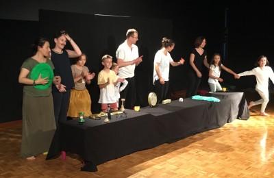 Genitori e figli 3/10 anni: TeatroMovimento-Yoga Teatro e Arte a merenda-Spettacoli