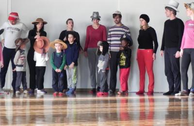 Genitori e figli 3/10 anni: TeatroMovimento Yoga Teatro a merenda Spettacoli