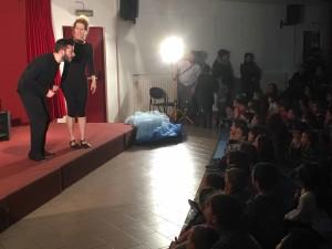 Mauro e Simo palco